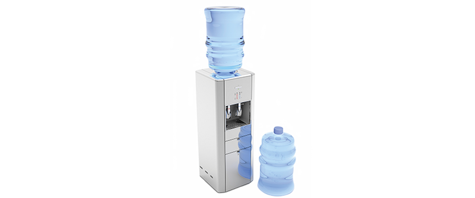 tall water cooler