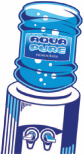 Aqua Pure water cooler